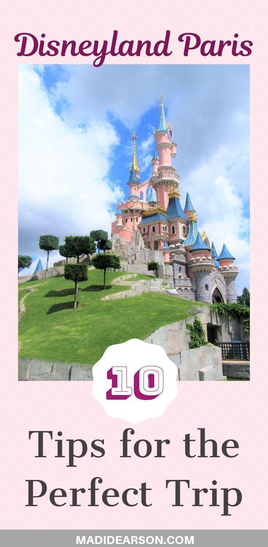 Photo of Disneyland Paris – 10 Tipps für eine perfekte Reise – Madi Dearson