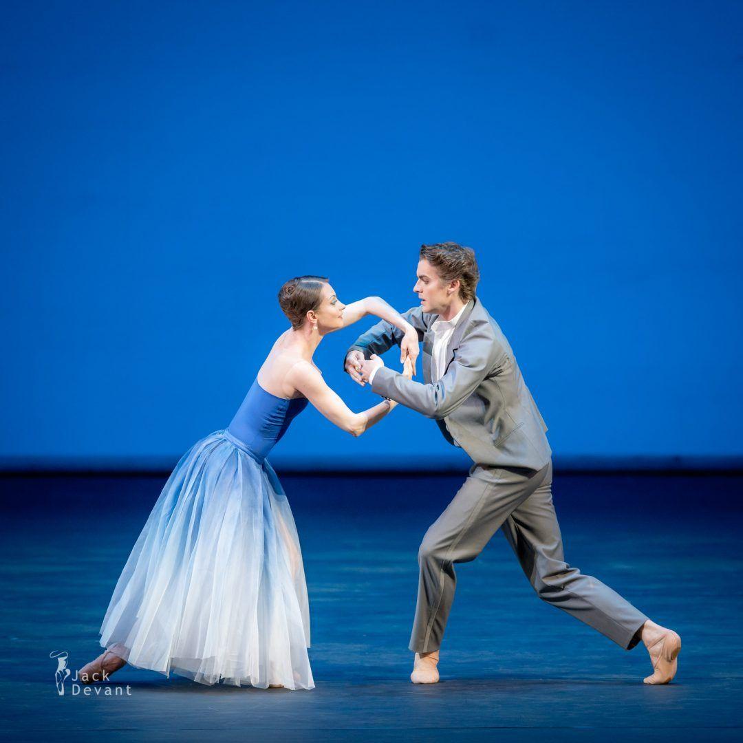 Nina Kaptsova And Alexander Volchkov The Bolshoi Theatre In The