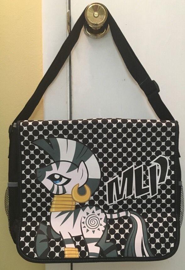 eda4092f90 My Little Pony Zecora Zebra Brony Messenger Bag