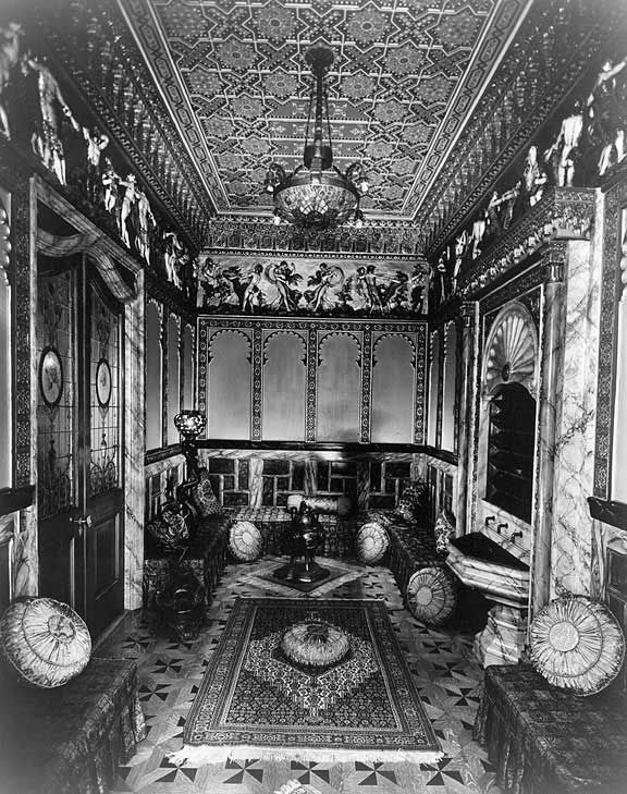 Salon turc, Château Dufresne - Château Dufresne - Wikipedia | 1910s ...