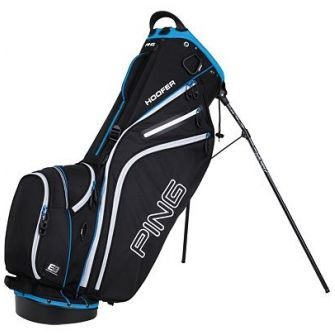 PING Hoofer Stand Bag - Smitty's Dot Golf