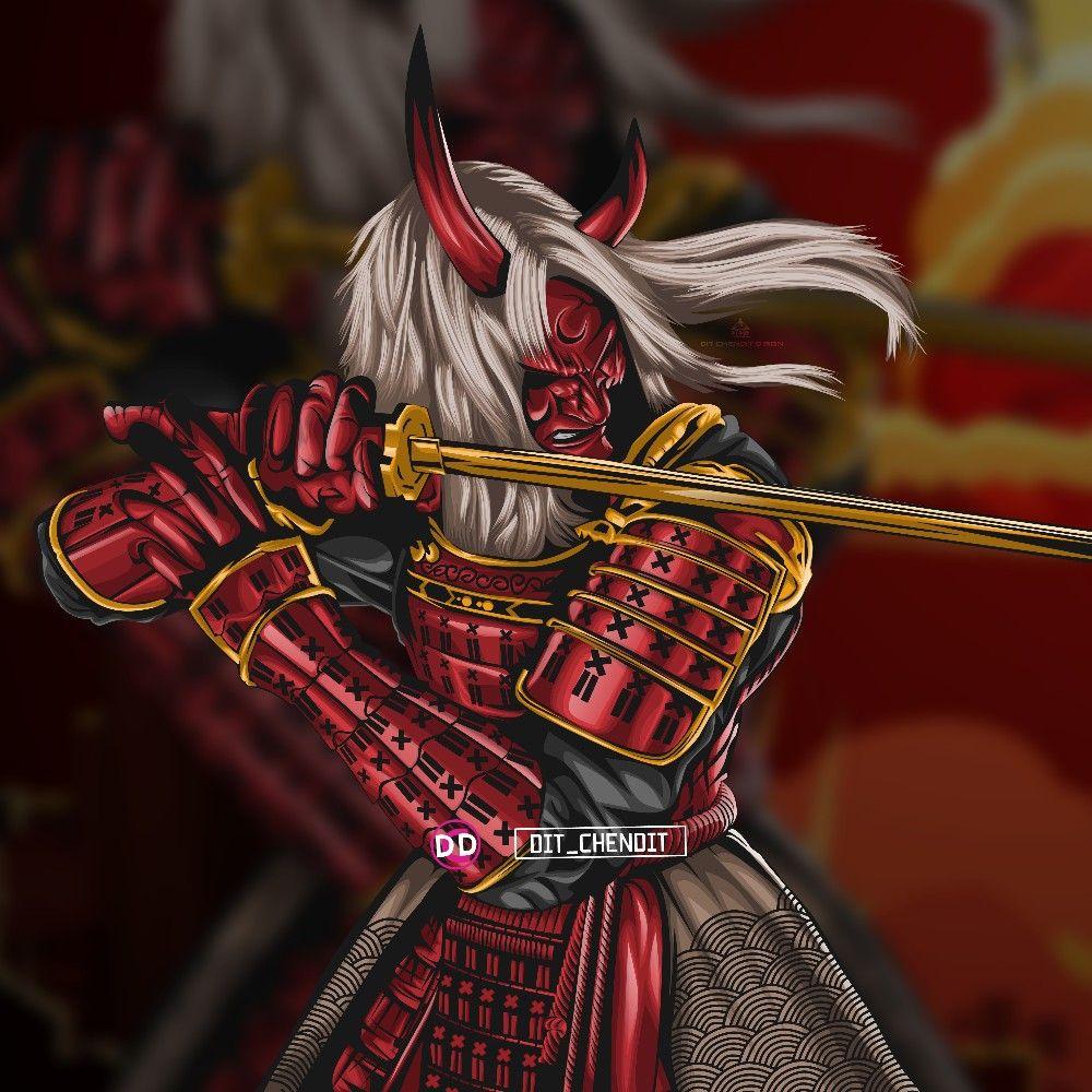 Dcd Dsign I Will Draw Cartoon Vector Art From Your Picture For 5 On Fiverr Com Photo Logo Design Samurai Wallpaper Fire Art