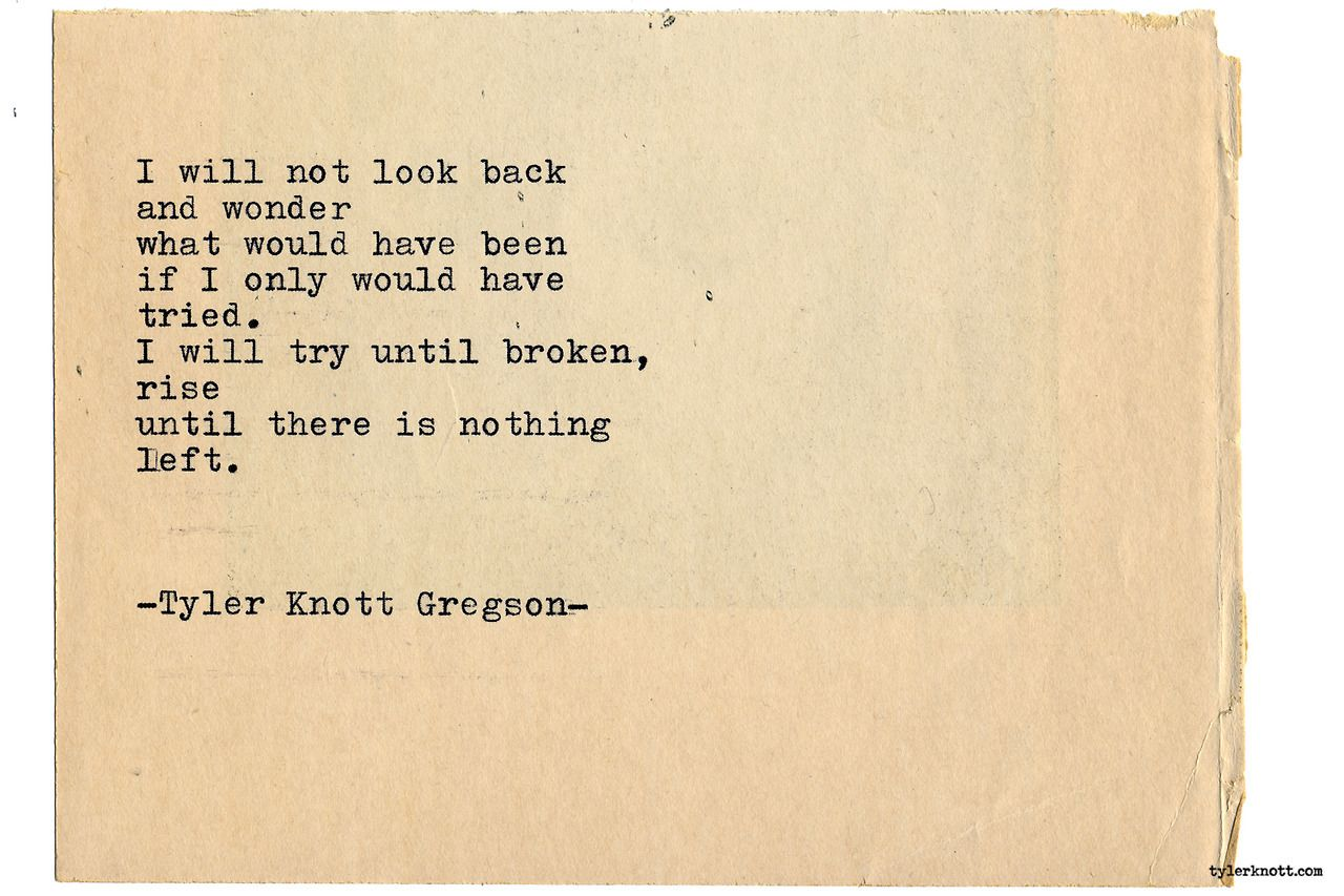 Image of: Flask Typewriter Series 2093 By Tyler Knott Gregson Placeit Typewriter Series 2093 By Tyler Knott Gregson Quotes