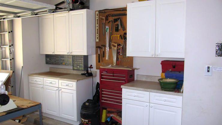 11 Genius Garage Storage Solutions Garage Organization Kitchen