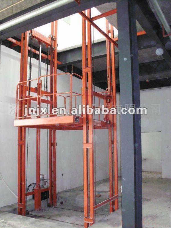Hydraulic Elevator Home Lift Workspace Crane Lift