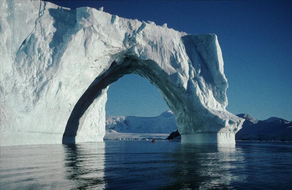 Vostok – Antartica