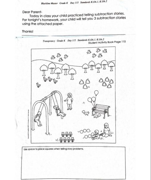 subtraction stories worksheet sent by anonymous reader | Mystery ...