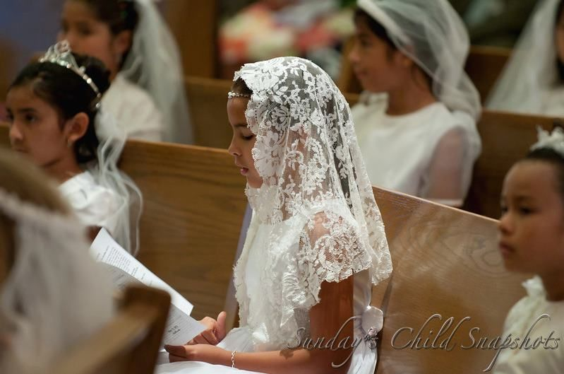 Professional First Communion pics of Madeline by www ...