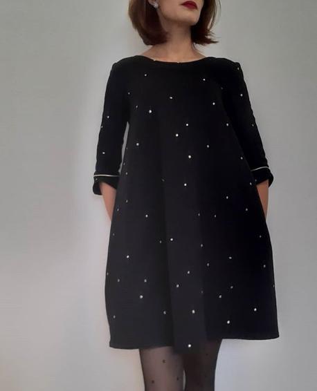 Patron Couture Robe Poppy – PDF