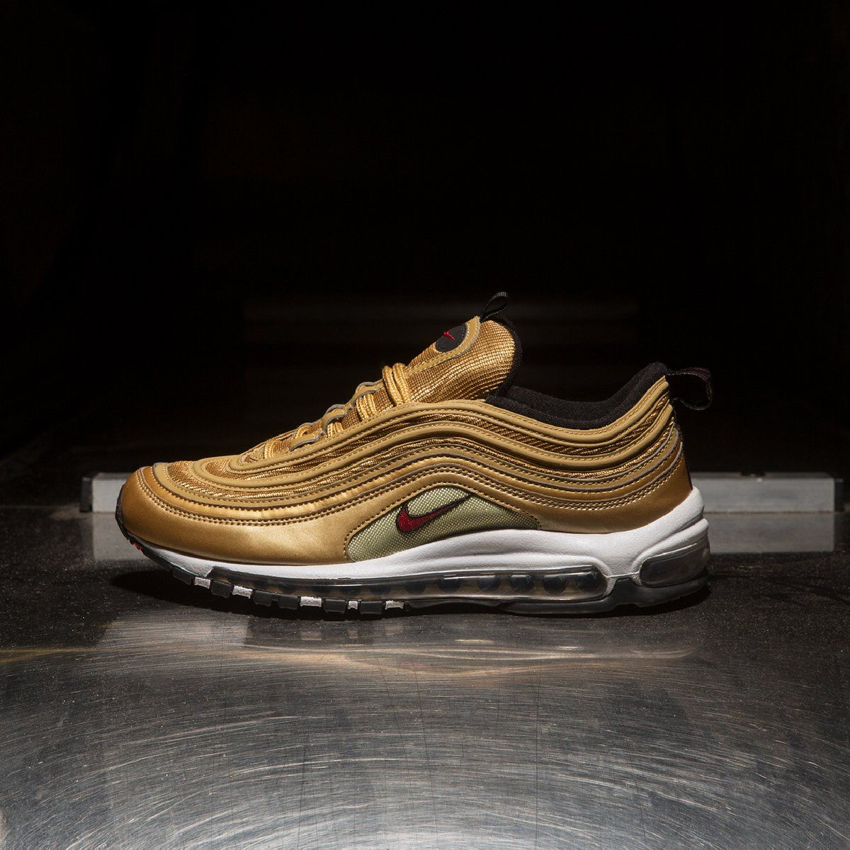 Nike Air Max 97 OG Gold Official Release Date And Images Revealed ... cf9830b944