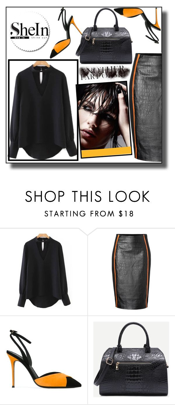 """""""selly"""" by selly111528 ❤ liked on Polyvore featuring Jonathan Simkhai and Giuseppe Zanotti"""