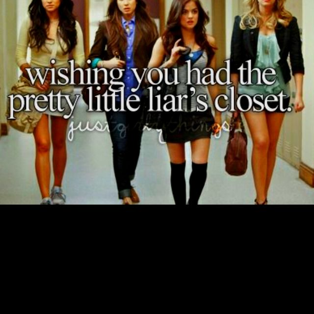 Some of them yes! #PLL