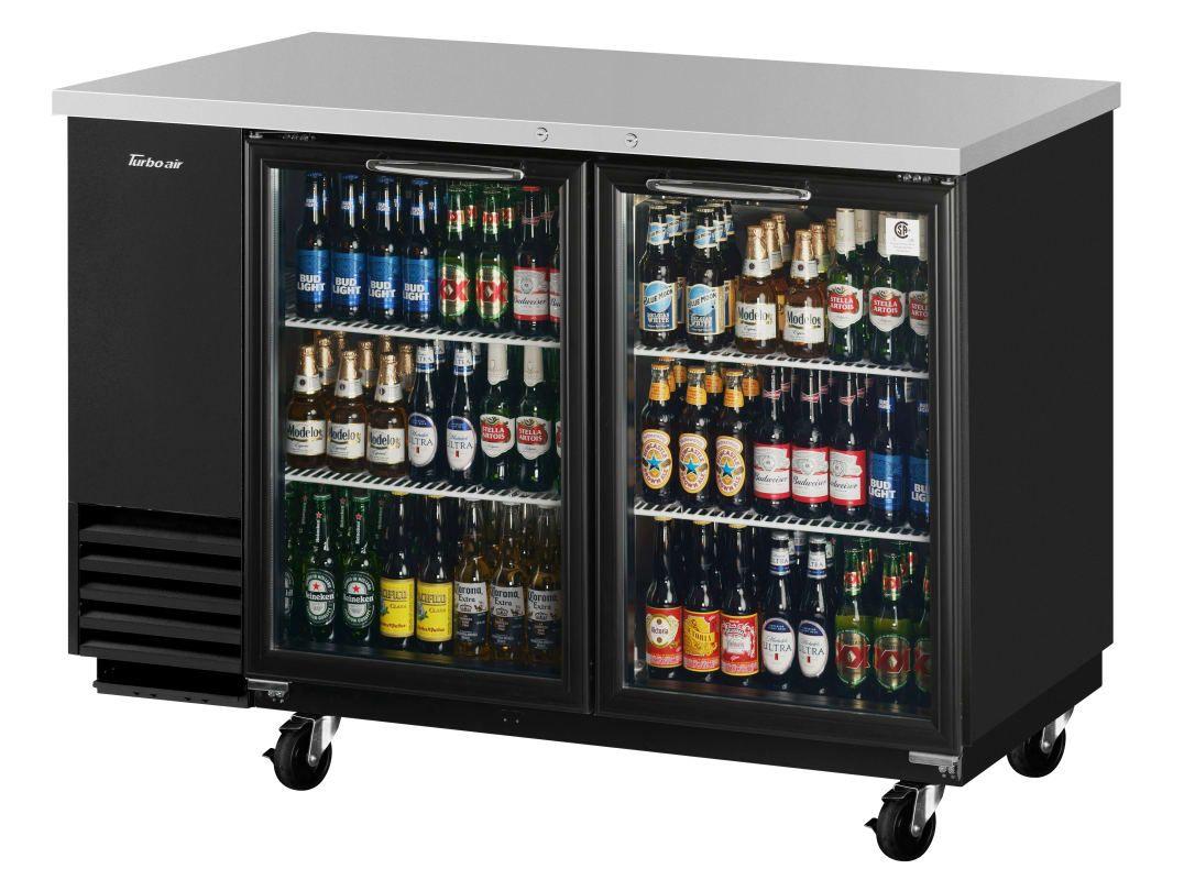 Turbo Air TBB2SG in 2020 Back bar, Bar refrigerator