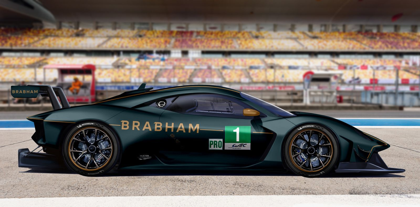 Brabham Is Going to Le Mans in 2021 Le mans, Racing car