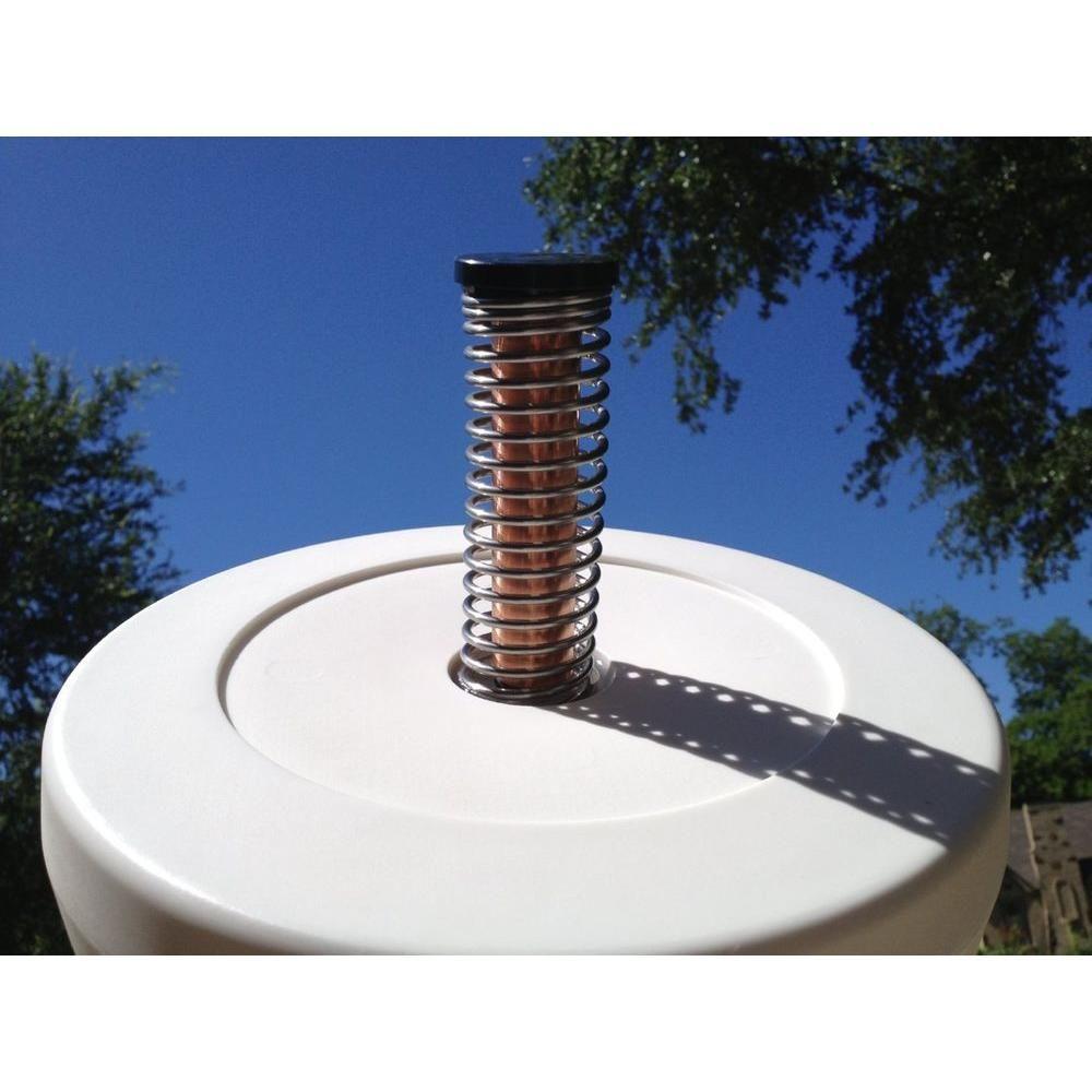 Sun Shock Chlorine Free Sun Shock Pool Ionizer And Purifier Rsi 1000 The Home Depot Ionizer Purifier Garden Tools