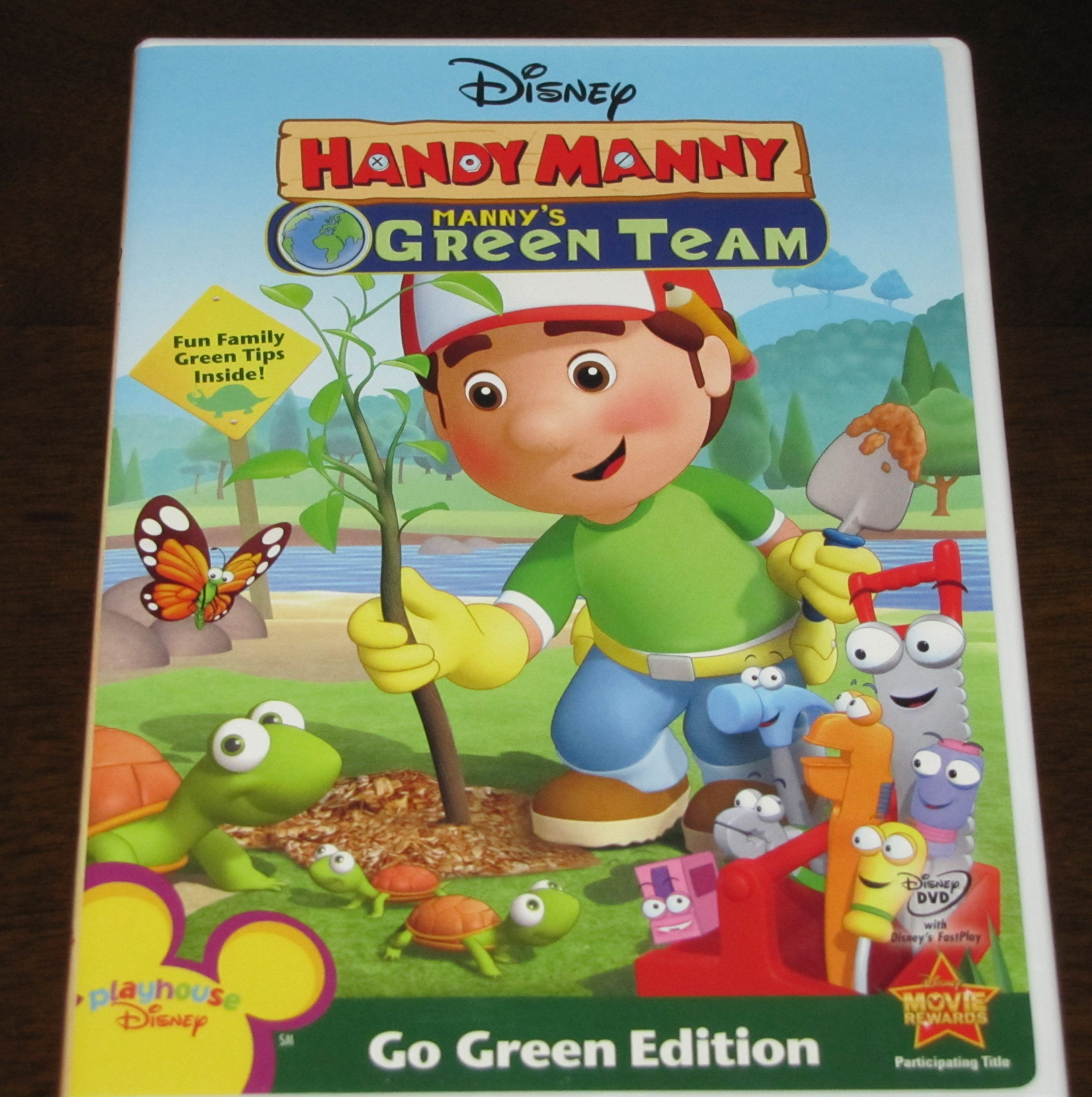 Handy Manny Manny S Green Team In Jimmersonlake S Garage Sale Angola