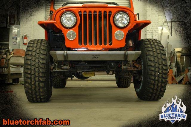 Btf Jeep Cj Front Tube Fenders Diy Kit Jeep Cj Jeep Diy Kits