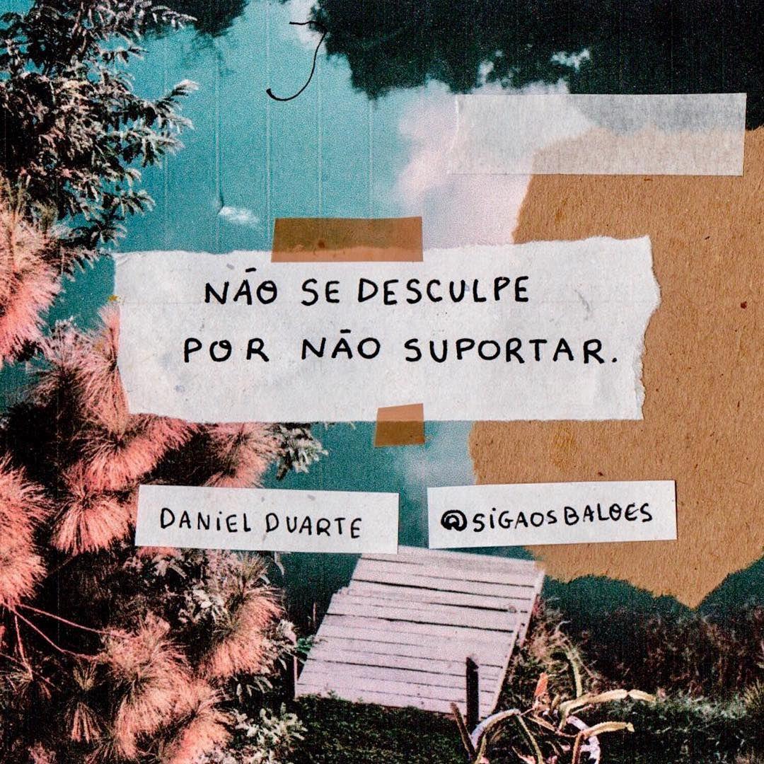 """14.1 mil curtidas, 268 comentários - DANIEL DUARTE (@sigaosbaloes) no Instagram: """"Passei a vida inteira disponível. Mas tenho desligado as chamadas mais cedo. Tem dias que nem as…"""""""