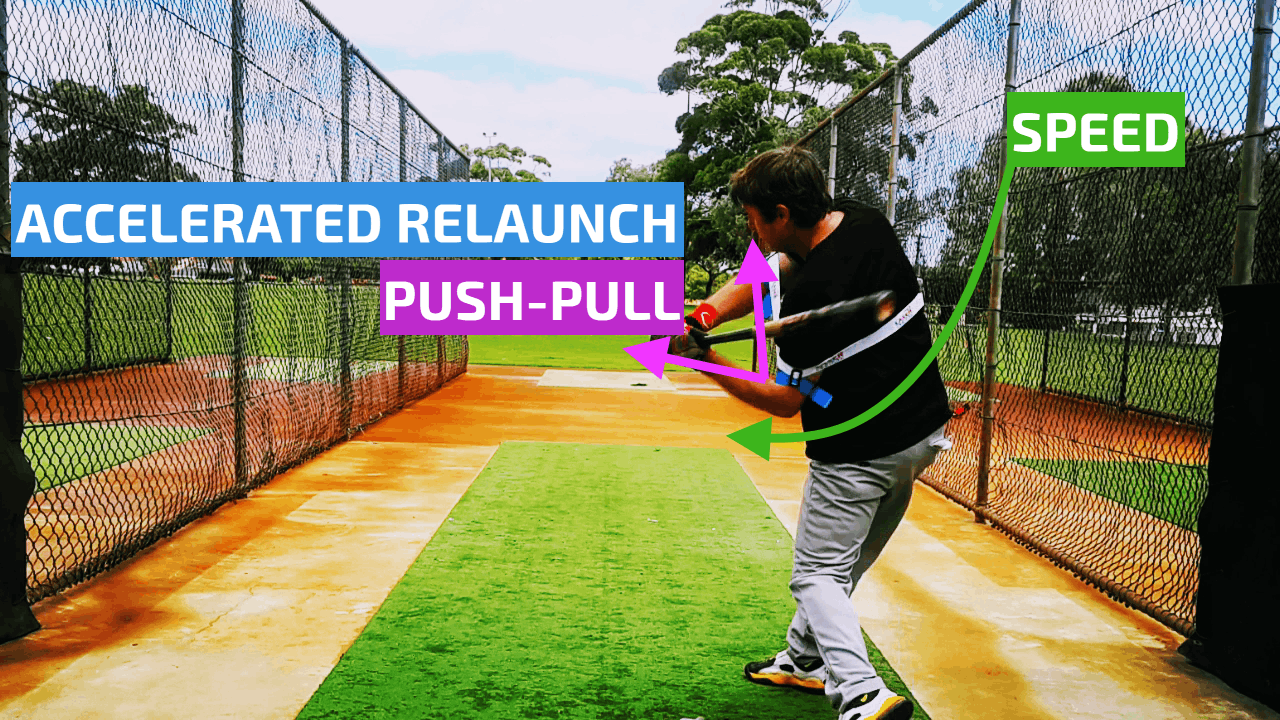 Exopower The Science Of Power Swing Training Baseball And Softball With Images Baseball Hitting Softball Baseball Softball