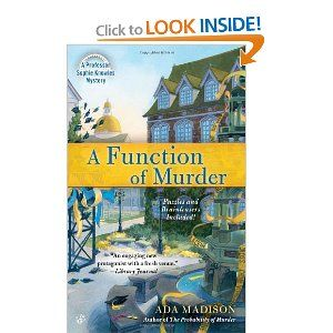 A Function of Murder (Professor Sophie Knowles) by Ada Madison