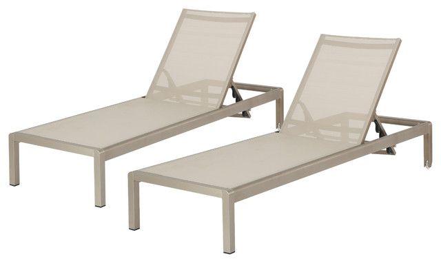 Chaise Lounge Sessel Im Freien Stilvoll Erstaunliche Mesh Pool