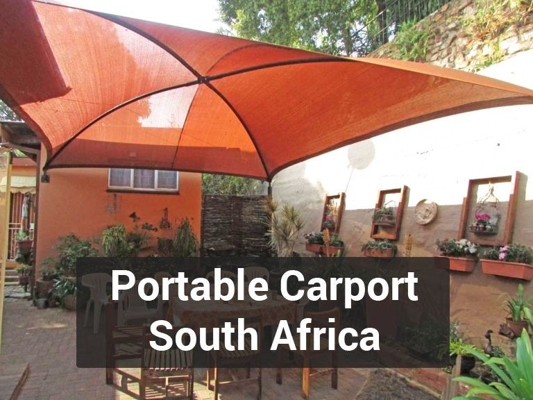 Portable Carport South Africa | Portable carport, Carport ...