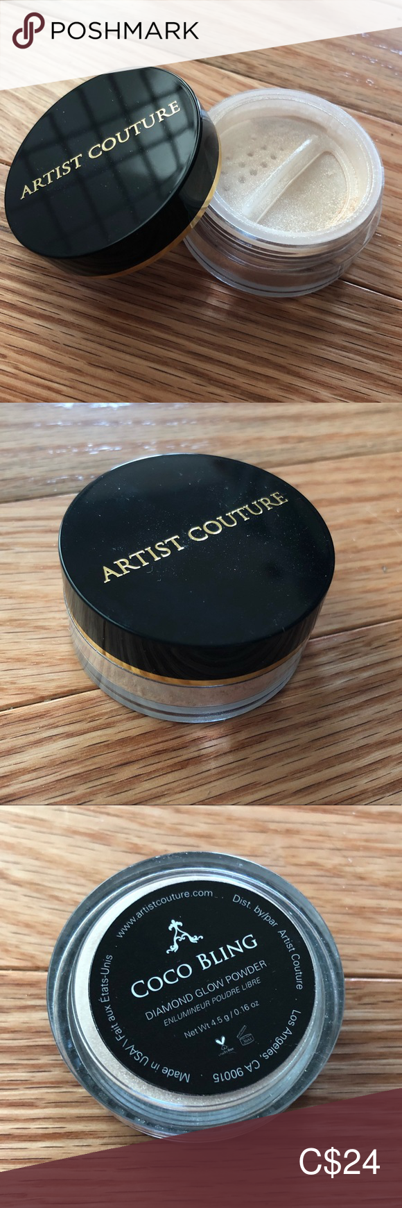 Artist Couture Diamond Glow Powder In Coco Bling in 2020
