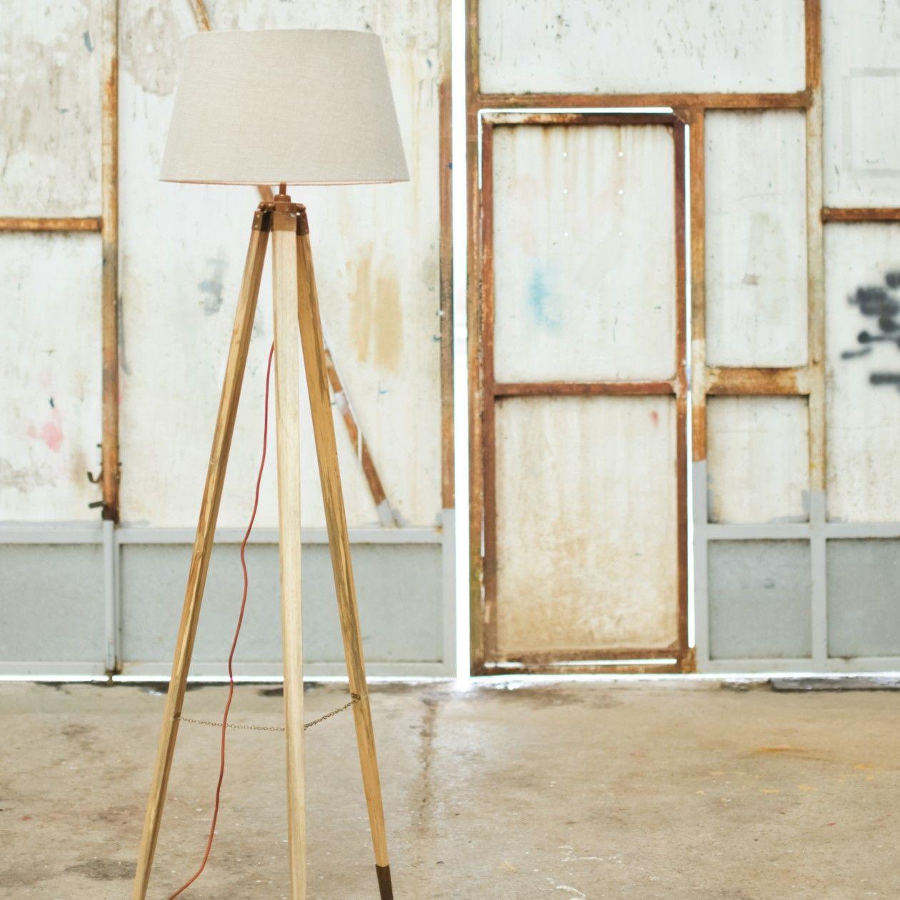 OBASI TRIPOD LAMP 170 x 50cm (dia)