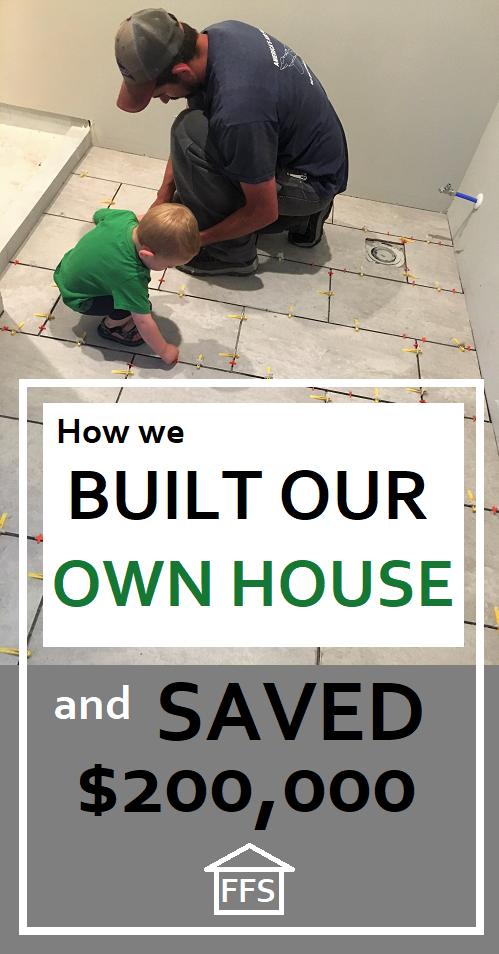 $200,000!!! How we built our own house and saved a ton of money. How ...