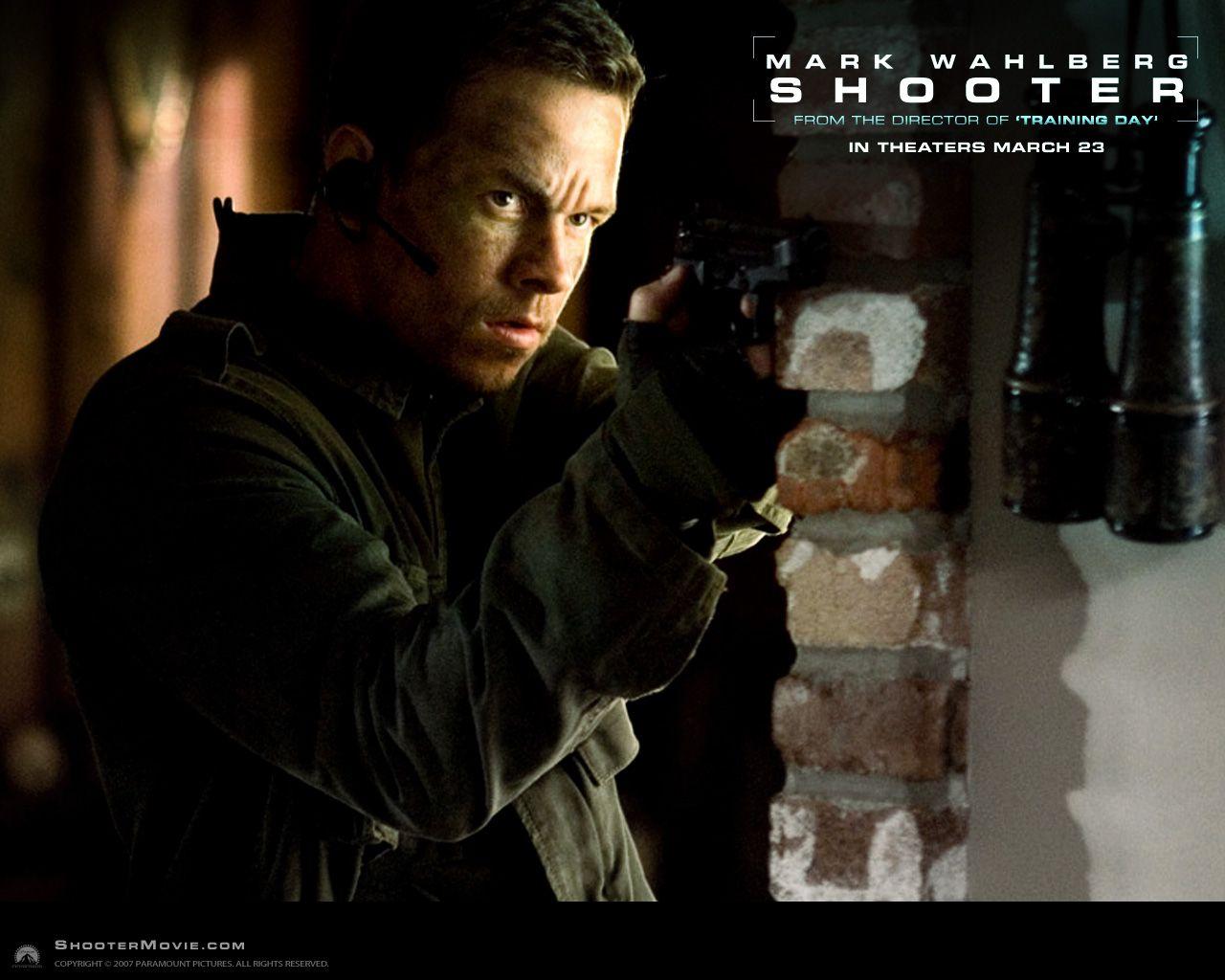 Watch Streaming HD Shooter, starring Mark Wahlberg, Michael Peña ...