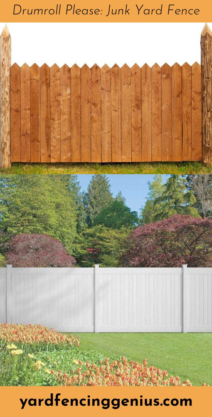 Find out about Backyard Fence Options (With images ...