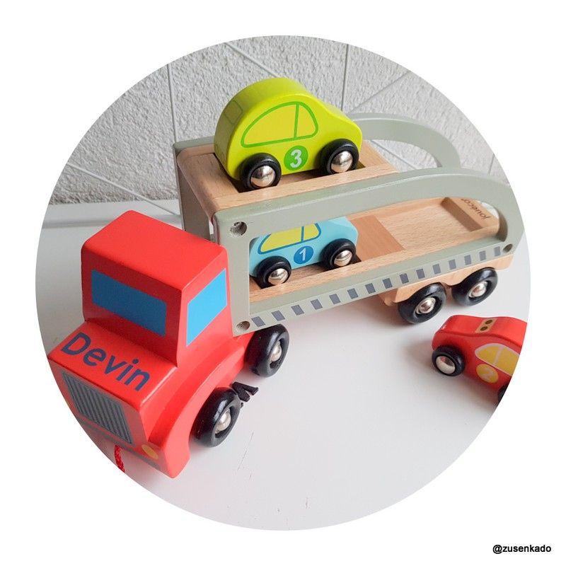 Pin Op Houten Speelgoed