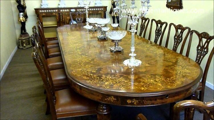 Lexington Mahogany Dining Room Set Dining Table Dining Dining