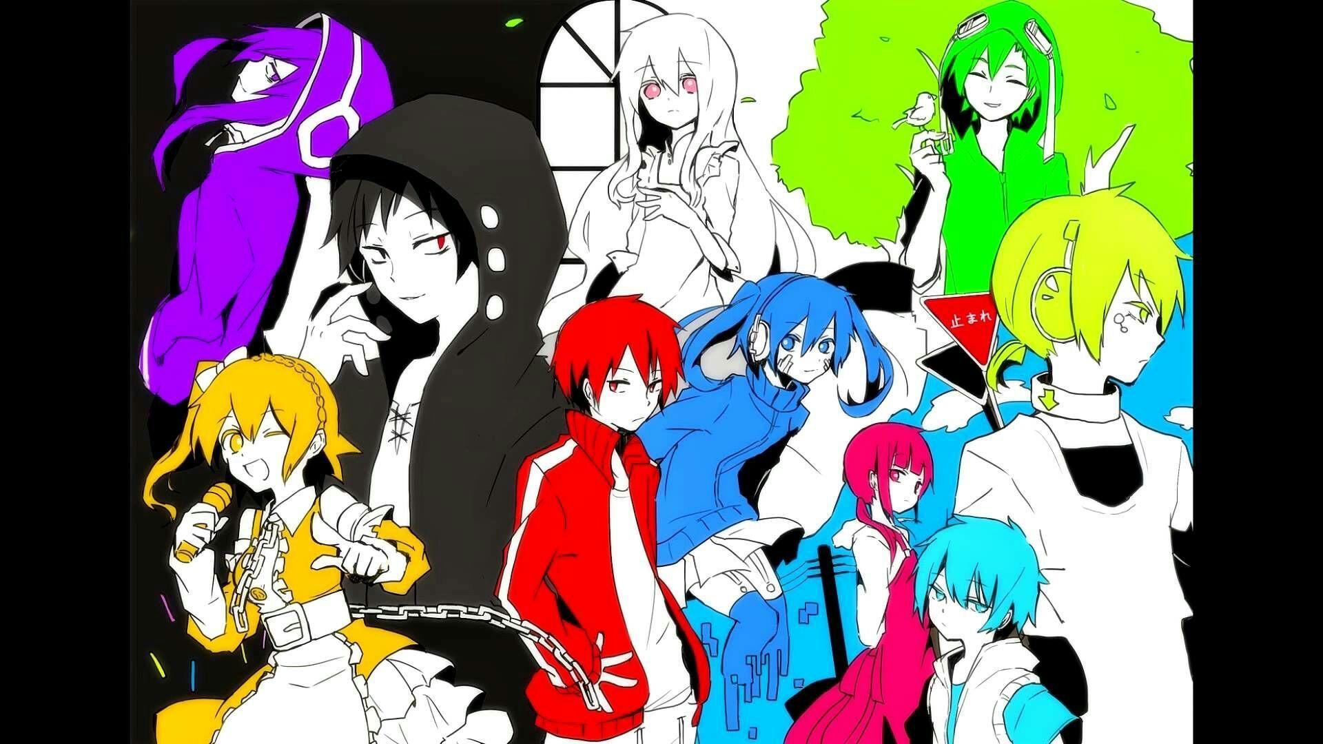 Fondos De Pantalla Sobre Anime - MakakuCity Actors