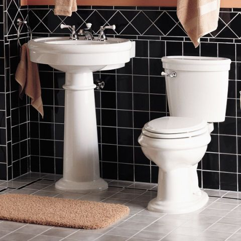 the fixture gallery standard collection pedestal sink american installation retrospect lowes clean