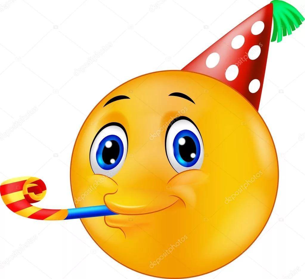 Поздравление с днем рождения в ватсапе со смайликами фото 876
