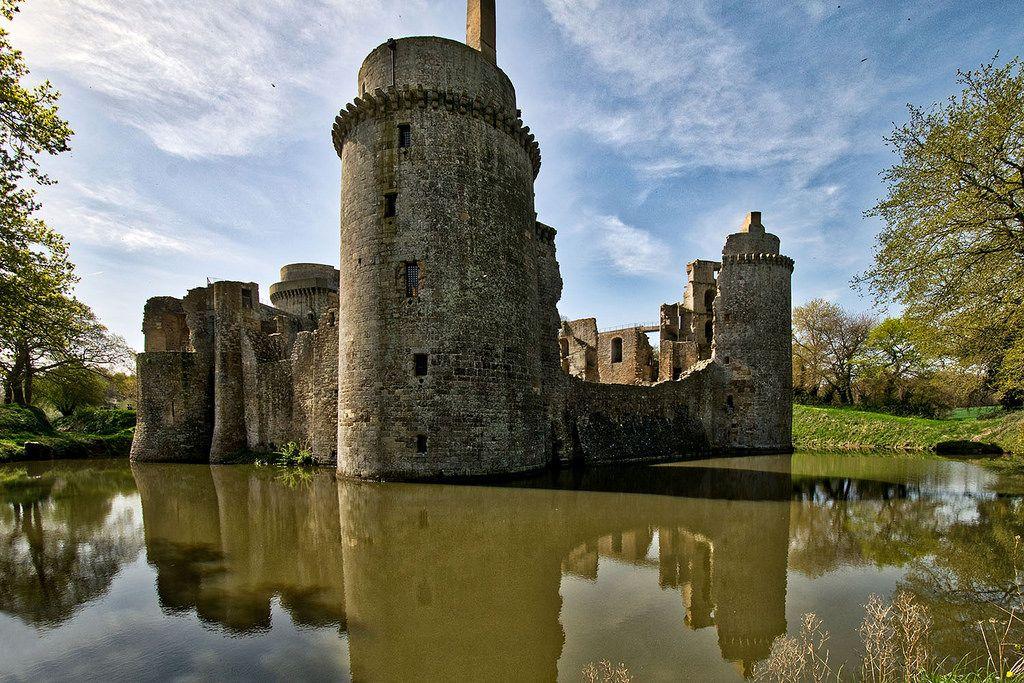 Alle Größen | La Hunauday Castle - Le Château de la Hunaudaye (France) | Flickr - Fotosharing!