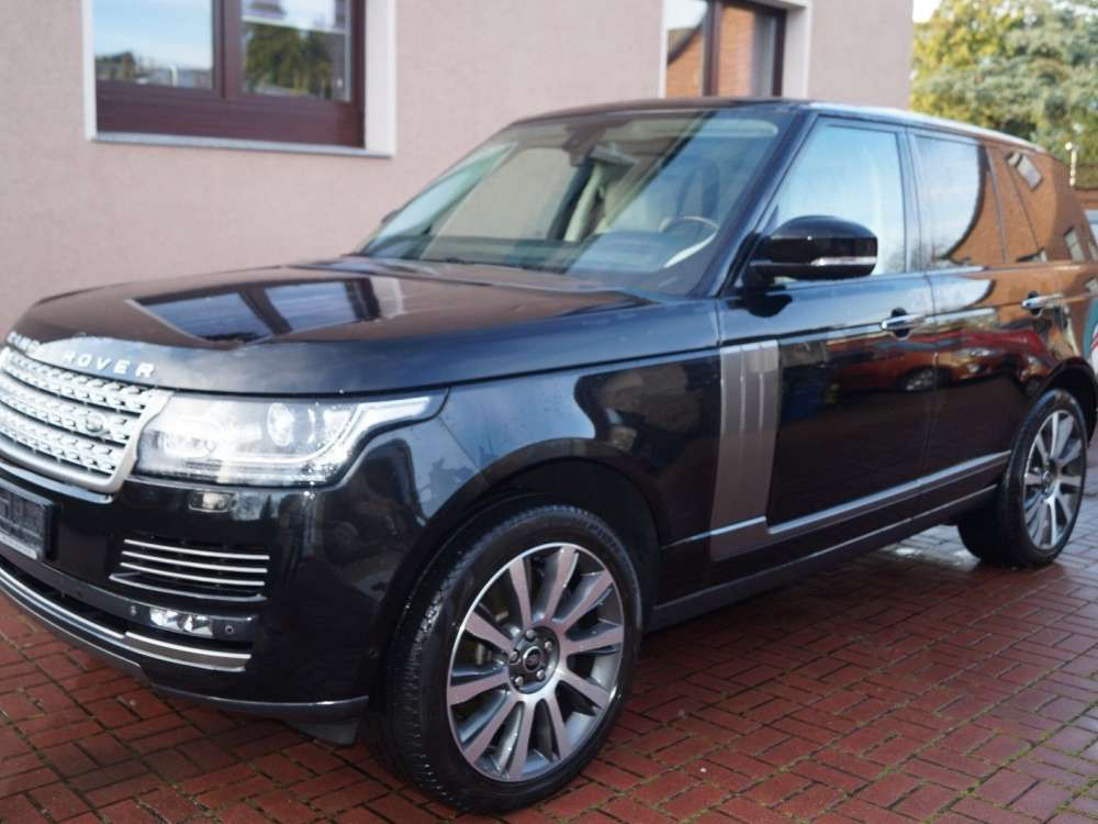 2013 Land Rover Range Rover 4.4 SDV8 Autobiography SUV