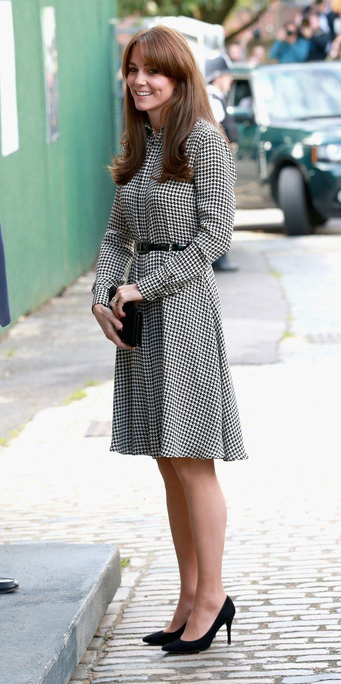 Kate Middleton is Back! See How She Nails Fall's Biggest Fashion Trend