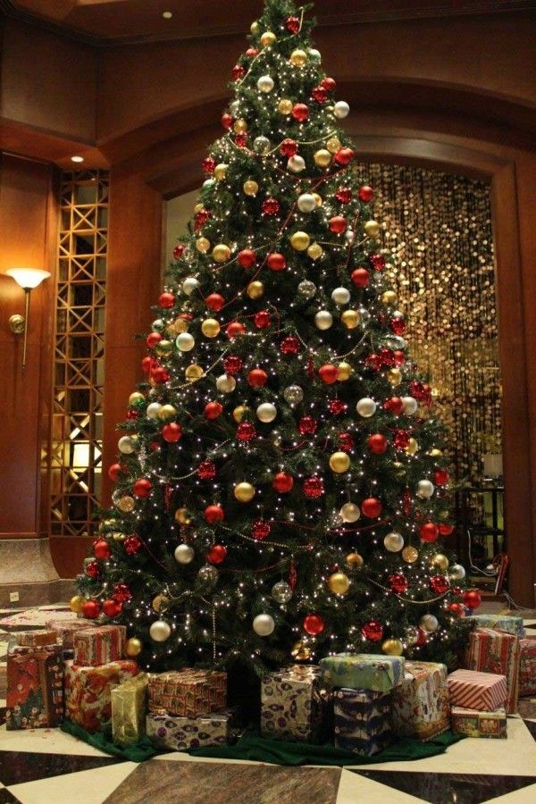 classic christmas tree decorating ideas beautiful christmas trees christmas tree ideas - Classic Christmas Tree Decorations