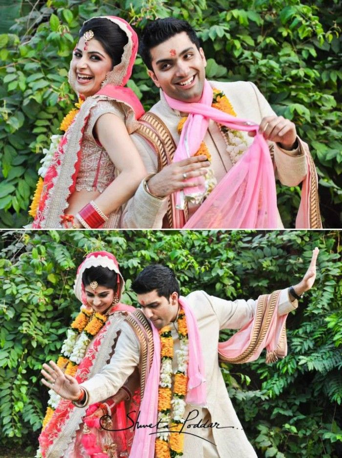 Wedding Photography - A Couple Shoot Full Of Pink and Neon   WedMeGood #wedmegood #photography #shoot #couple #wedding
