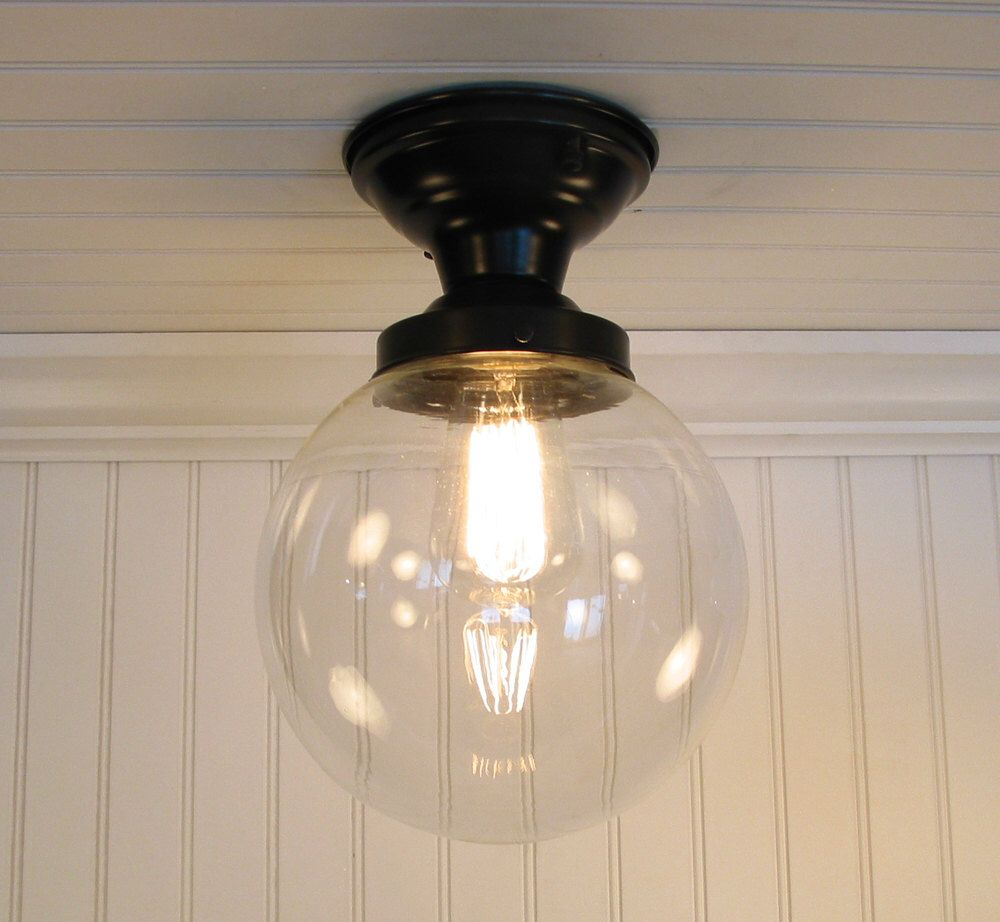 biddeford glass lighting semi flush ceiling light fixture kitchen