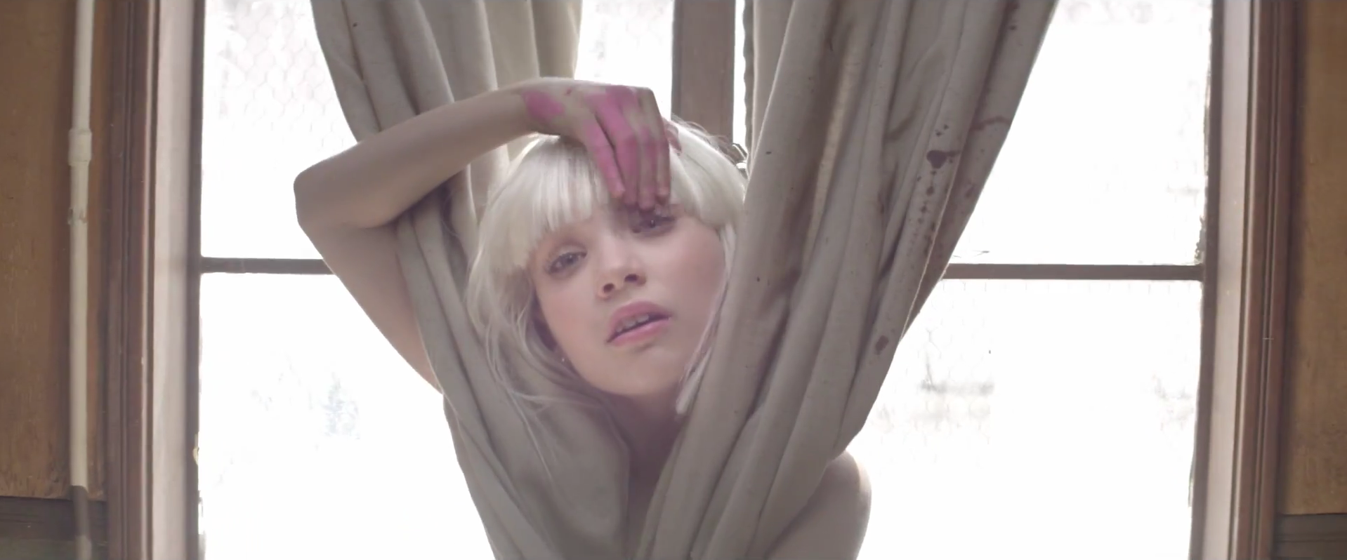 Maddie ziegler in chandelier sia endroits visiter pinterest the disturbing message behind sias videos chandelier elastic heart and big girls cry aloadofball Gallery