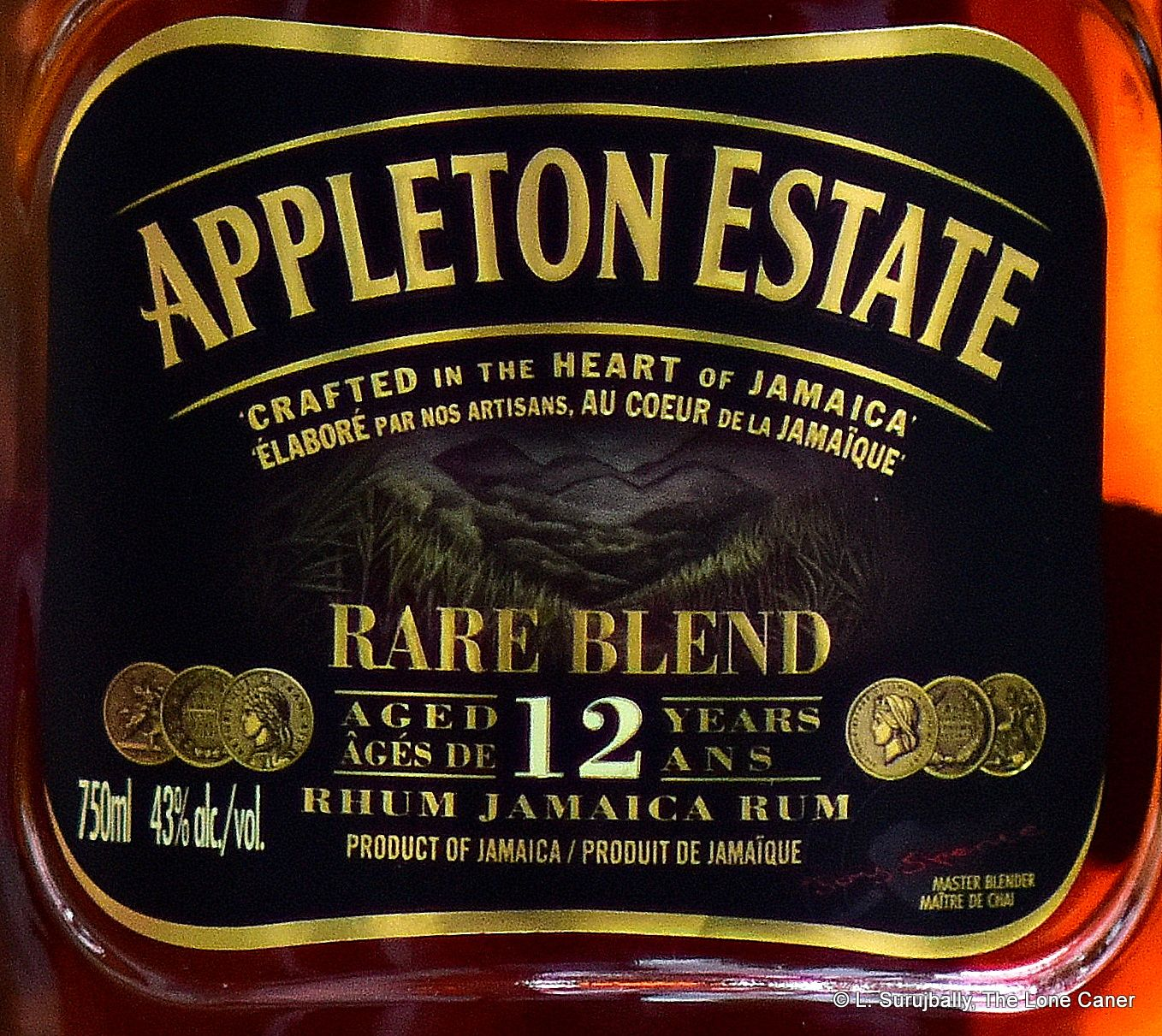 Key Rums of the World Appleton 12 Year Old Rum