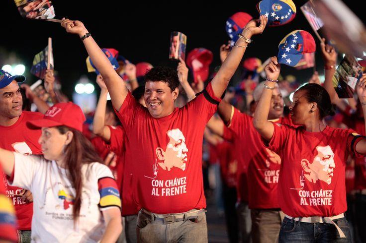 El 5 de julio de 2013 los venezolanos conmemoraron los 202 años de la Declaración de la Independencia Nacional con un desfile cívico-militar (Foto: Prensa Presidencial)