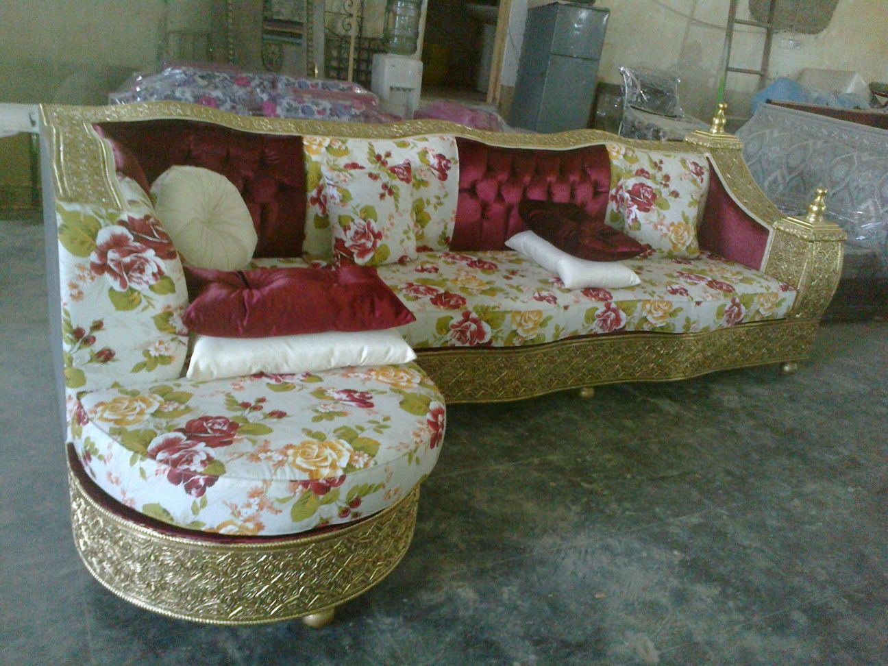 تفصيل حسب الطلب Furniture Chaise Lounge Home Decor