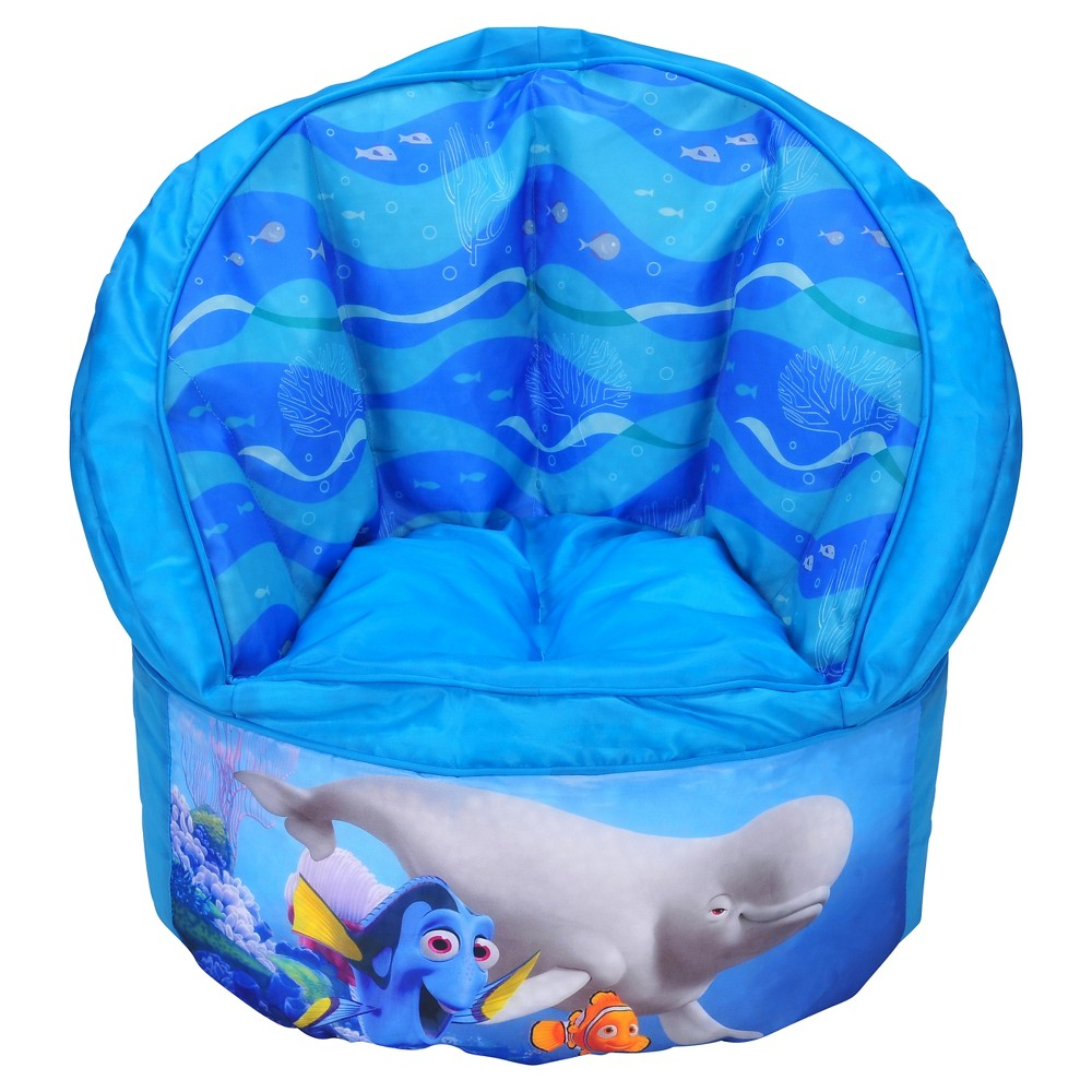 Finding Dory Toddler Bean Bag Chair Blue Disney