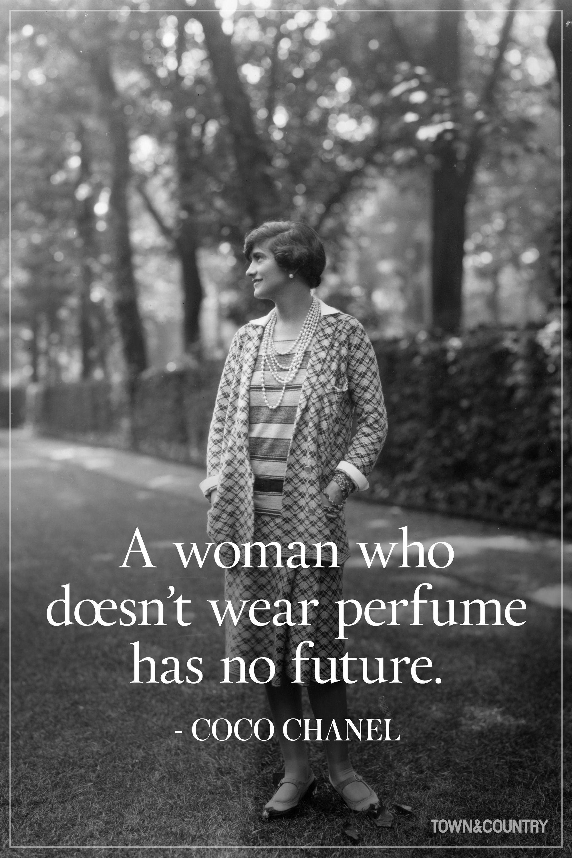 Französische Sprüche Coco Chanel