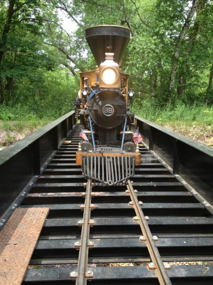 Board These 8 Beautiful Trains In Wisconsin For An ...
