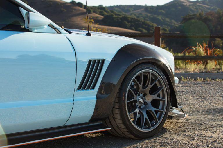 05 09 The Maier Racing Gen Ii Body Kit Body Kit Racing 05 Mustang